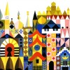 Art Concept para It's a Small World