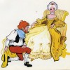 Doce cuentos de Andersen. 2ª selección. Bertoldo. 1970
