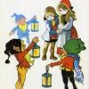 Doce cuentos de Andersen. 2ª selección. La voz del volcán. 1970