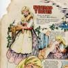 Almanaque Mis Cuentos 1957 trasera