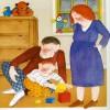 Los padres, 1985