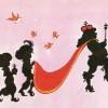 El traje del emperador. Cuentos de Grimm. Susaeta. 1986