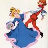 Las princesas bailarinas. Cuentos maravillosos. Toray. 1972